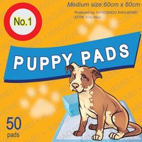 "Strong plastic leak-proof backing X-Large pee pee pads measure 28"" x 30"" perfect for large giant breed puppies or older dogs"