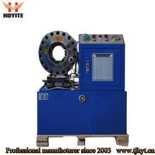 Hydraulic hose making machinery pressure machine
