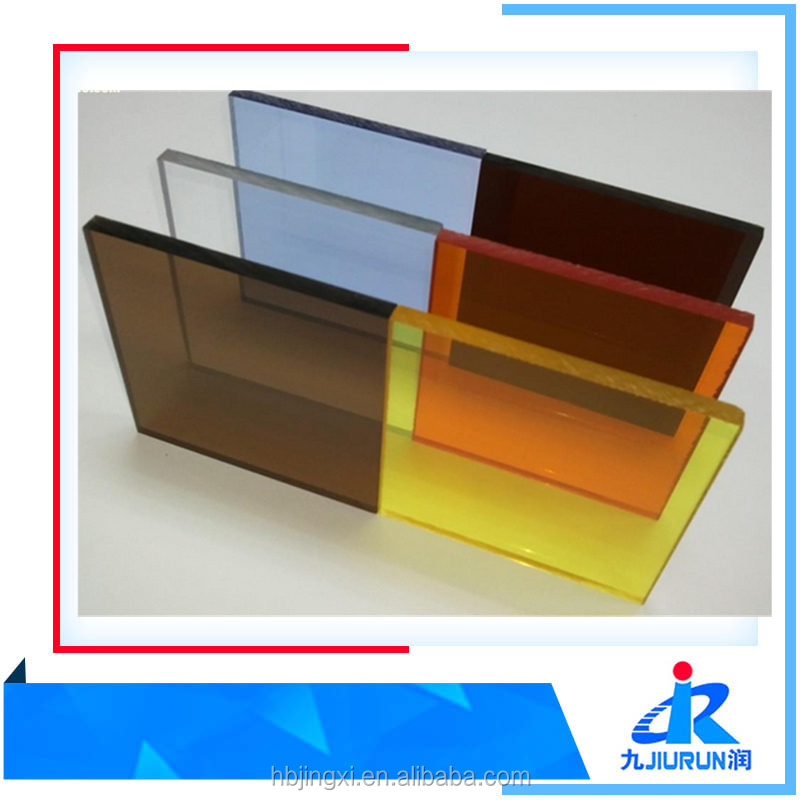 China Plexiglass Manufacture 1.0mm-6.0mm Plastic Cast Acrylic Sheet