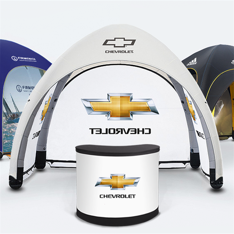 Outdoor advertising equipment <strong>Inflatable</strong> spider tent with led light advertising <strong>inflatables</strong> for sale