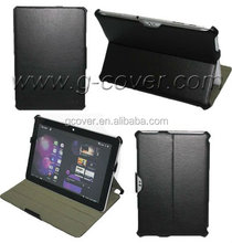 new Stand leather case for samsung galaxy tab 10.1