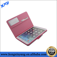 Candy Color Wallet Leather Case For iPad mini.