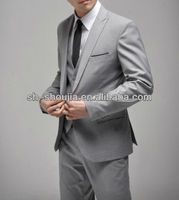 2013 latest design wedding suit business men suit