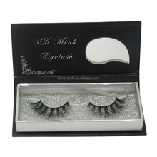 Wholesale Beauty Supply Distributor Eye Lashes 3D Horse Hair Lashes