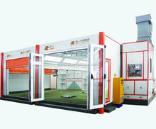 TUV CE Automobile Spray booth factory spray booth manufacture