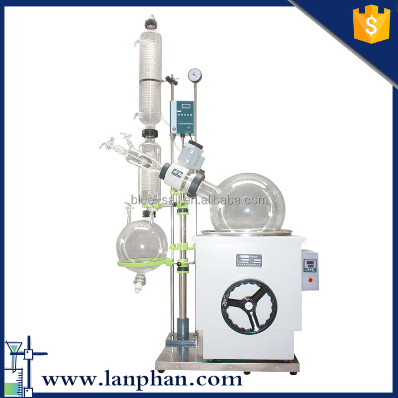 Lab Supply Teflon Sealing R-<strong>1010</strong> Rotary Evaporator with Vertical Condenser
