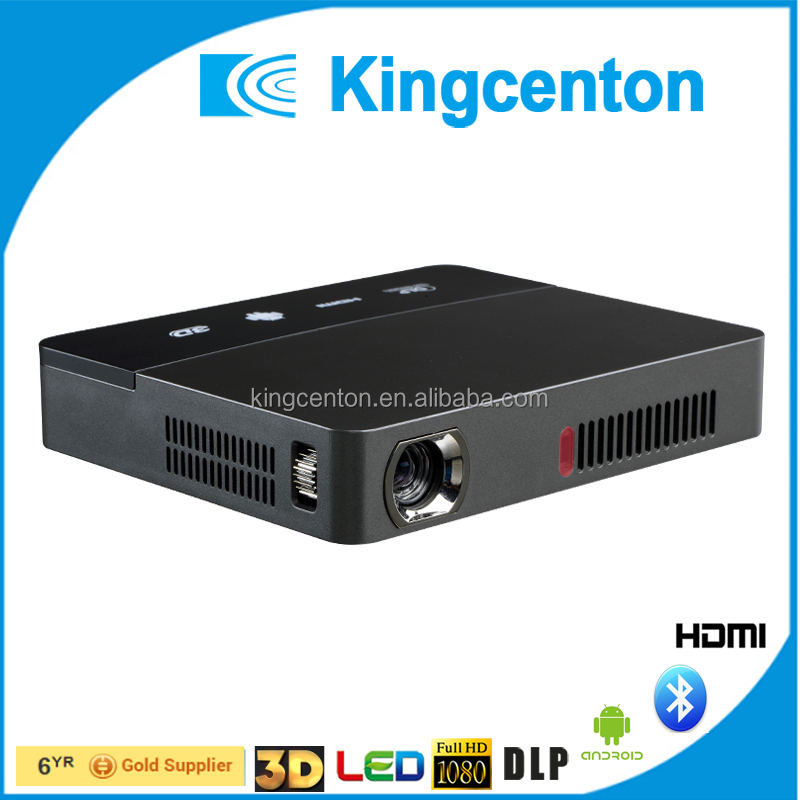 Best quality pocket digital mini <strong>cell</strong> <strong>phone</strong> bluetooth4.0 Android 4.4 Projector 3d
