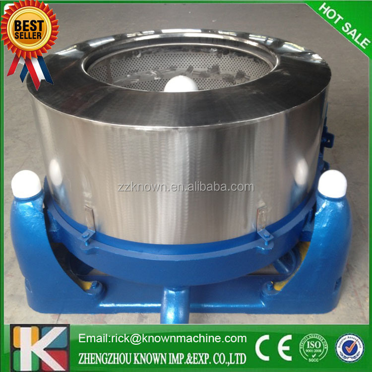 laundry dewatering machine/Industrial Hydro Extractor Machine (Spin-drier)