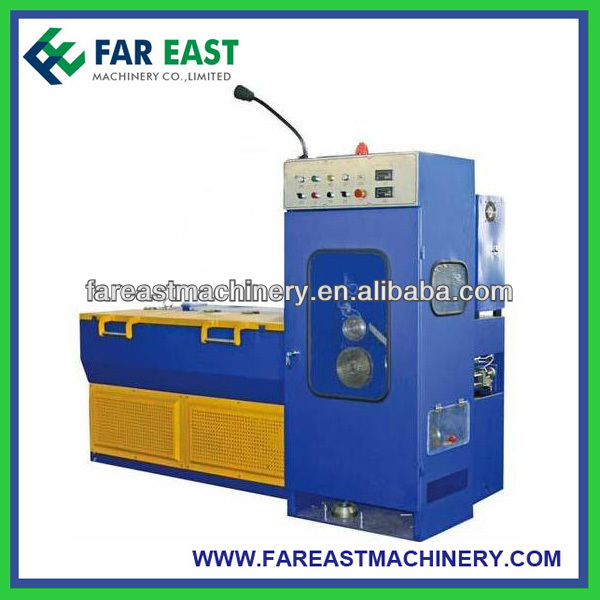 Fine Copper Wire Drawing Machine/Cable Making Machine