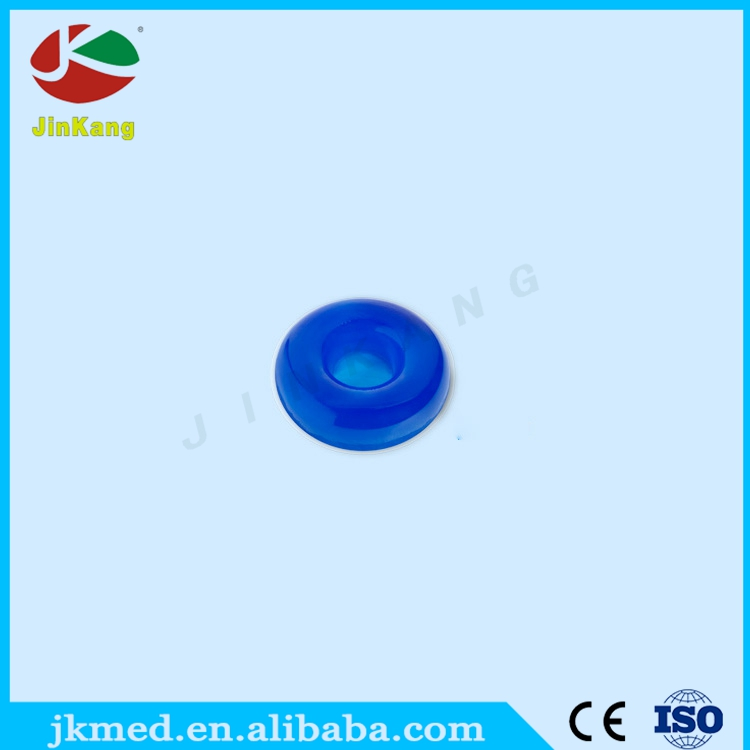 Low price medical donut gel silicon head pad for operation