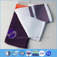 china supplier textile 100% cotton fabric cheap wholesale waffle hand towels