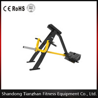 Fitness equipment factory in shandong/New design plate loaded machines/High quality T Bar Rower
