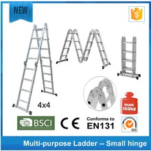 multi purpose ladder scaffolding ladders pass EN131/collapsible europian ladder