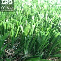 Pile Height 15mm-50mm natural grass 3/8 inch 1/2 inch Gauge Multi-layer backing synthetic grass For sports gardon and leisure