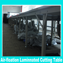 Compact structure sample table factory use/cutting steel garment table with low price