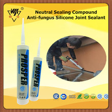 Neutral Sealing Compound Anti-fungus Silicone Joint Sealant