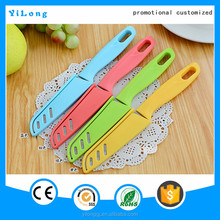 Stainless Steel Colorful Paring Knife Fruit Knife fruit carving knife