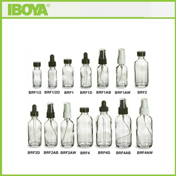 20ml glass bottle with dropper for essential oil DIN 18