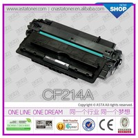 New model toner compatible CF214X suitable for hp printer
