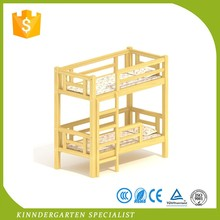 Fir Wood Cheap Kids Beds With Kindergarten High Quality Bed