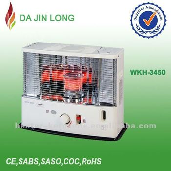 WKH-3450 KEROSENE HEATER JAPAN
