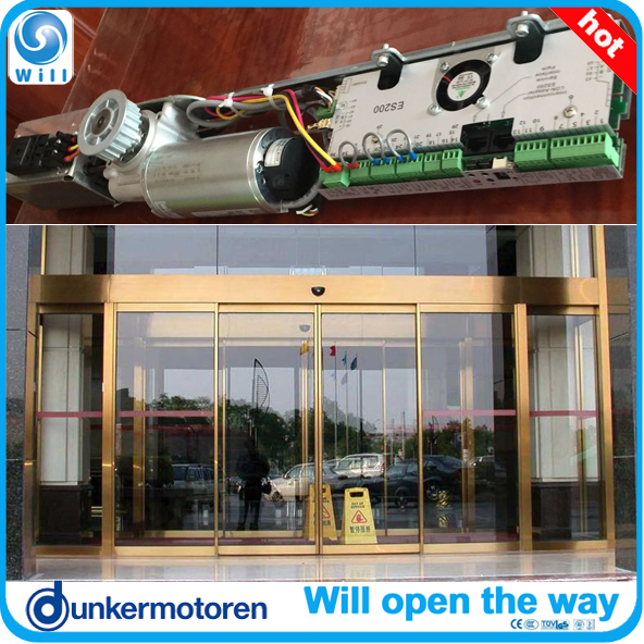 2017 ES200 sliding door motor Germany Dunkermotor