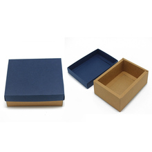Manufacturers direct sales custom paper gift box cheap recycled gift boxes wholesale kraft gift boxes wholesale