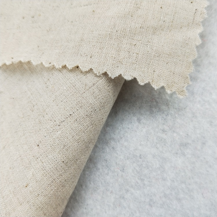 Wholesale linen fabric organic linen cotton fabric cotton and linen