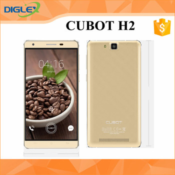 New Arrival Smartphone Cubot H2 Android 5.1 Quad core MTK6735 3GB RAM 16GB ROM Mobile Phone