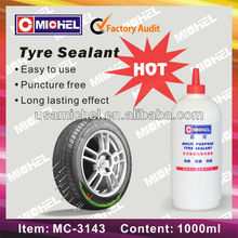 Liquid Tyre puncture sealant
