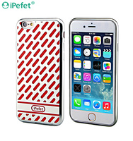 iPefet-Luxury Colorful Soft TPU Plating Electroplating Bumper Case For iPhone 6