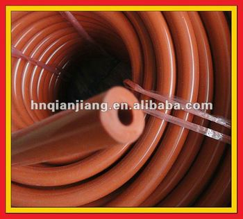 Red Silicone Rubber Hose