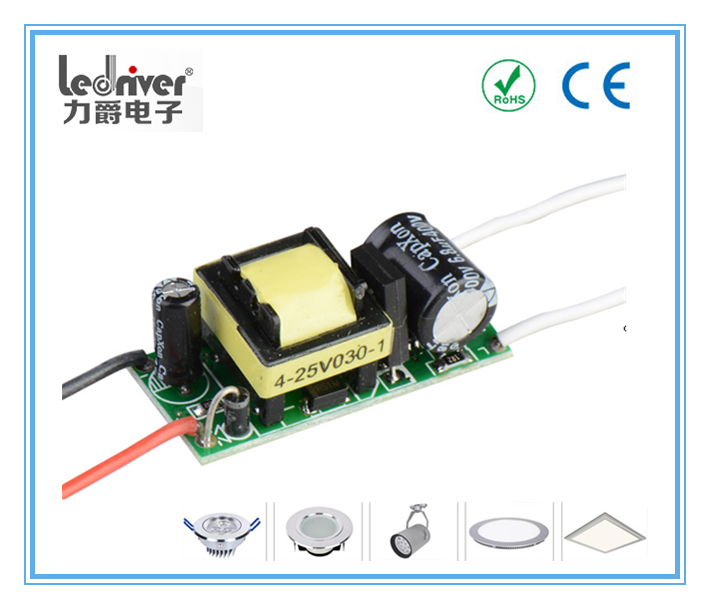 High Power Driver Supply 2-12 V Constant Current LED Light Chip Lamp 3W