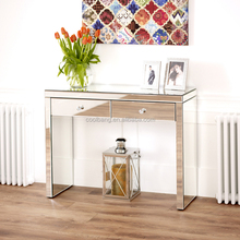 2016 fashionable french style makeup dressing table with mirror