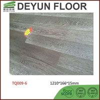 engineered stain grey brushed wood floor