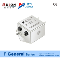 General purpose DL-80F3 80A dc Circuit power line noise filter
