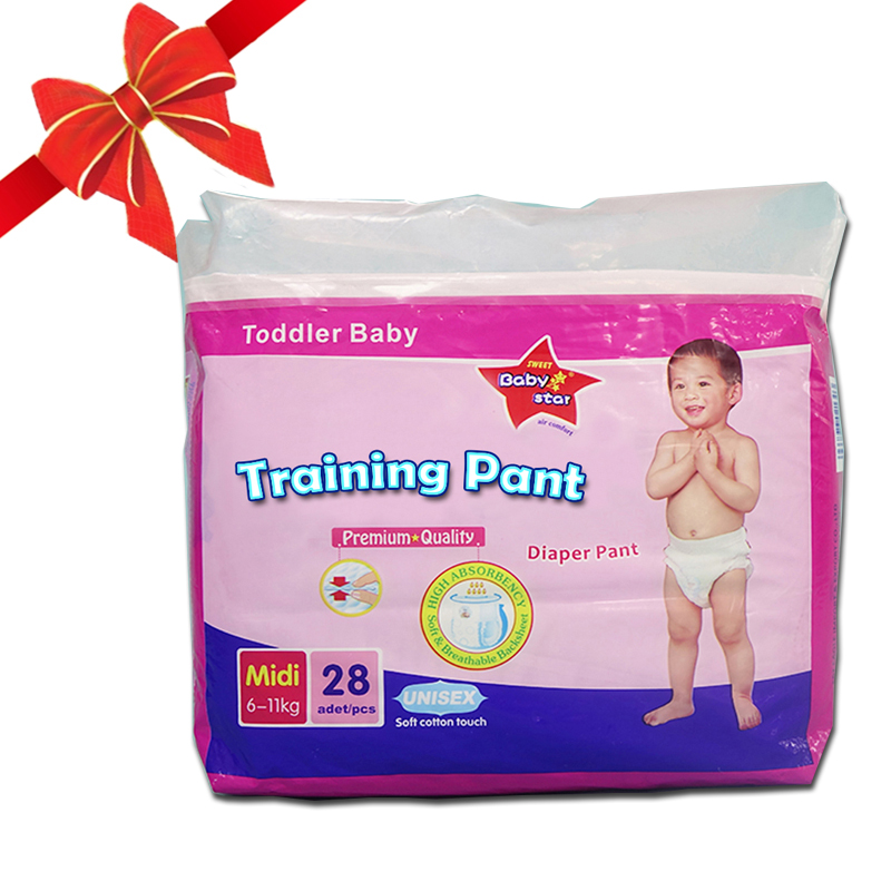 alibaba wholesale OEM quality baby diaper
