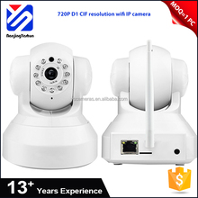 Professional specifications wifi wireless 3.6mm focal length cctv camera with memory card