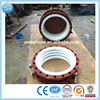 Teflon metal compensator flanged/Flange Connection PTFE lined compensator