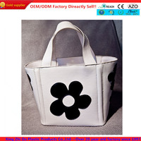 wholesale reusable flower shopping bags 2014