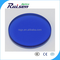 QB2 blue optical filters