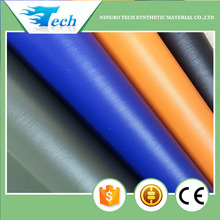 PU leather material 0.70mm non-woven backing to make shoe lining (Cuero sintetico para forro de calzado)
