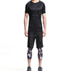 OEM Service Jogging Wear Mens Solid Polyester Jogger Running Pants