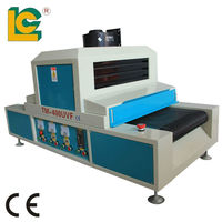 conveyor dryer screen printing UV dryer oven for screen printing TM-400UVF