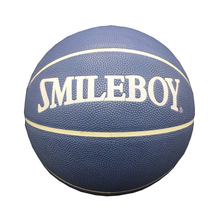 manufacturer spalding basketball custom logo pu leather deflated balls size 7 blue balls sports balls in bulk