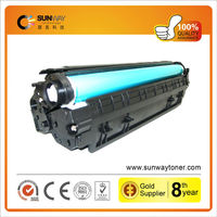 Wholesale toner cartridge CE283A for HP laser jet pro MFP M125 127fn M127fw
