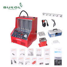 Launch CNC-602A CNC602A injector cleaner & tester english version diesel injector repair machine car engine testing equipment
