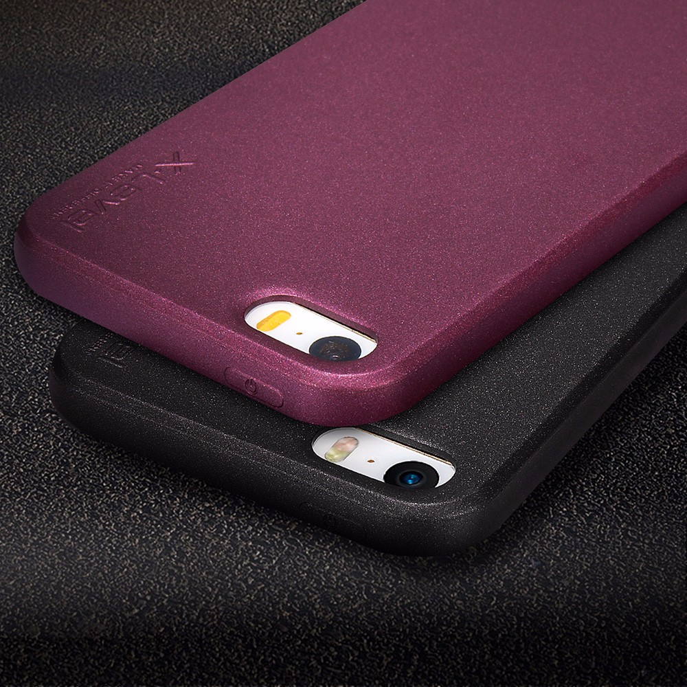 [X-Level] PIPILU Unique Design TPU Bulk Wholesale Cell Phone Case for iPhone 5 5S SE