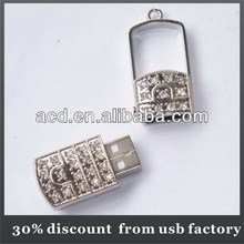 colorful 512MB jewelry flash memory usb