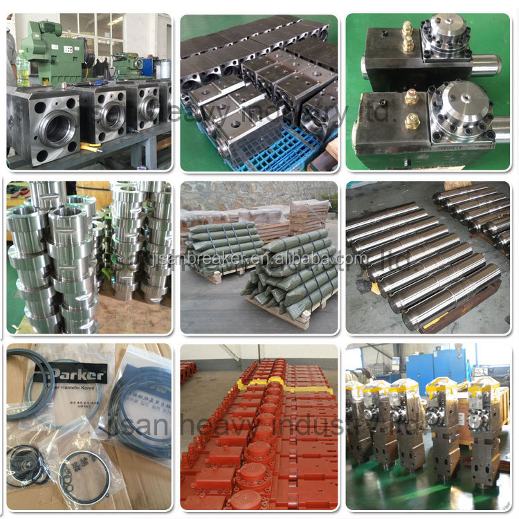 Chisel/Tools/Rod/Pick for Hydraulic Breaker Hammer/Spare parts